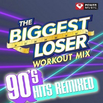 The Biggest Loser Workout Mix. 90's Hits Remixed (2014)