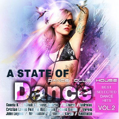 A State of Dance. Vol.2 (2014)