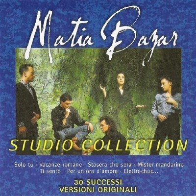Matia Bazar - Studio Collection (2002)