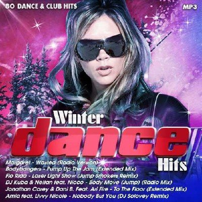 Winter Dance Hits (2014)