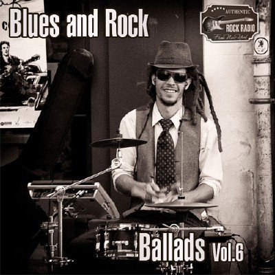 Blues and Rock Ballads Vol.6 (2015)