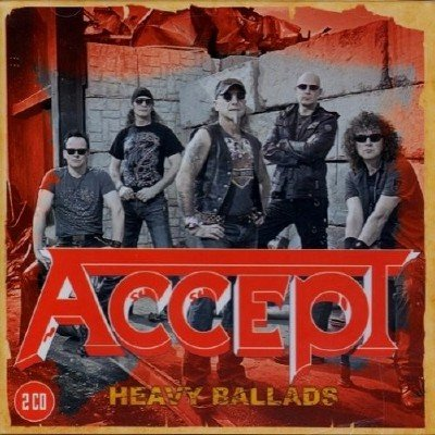 Accept - Heavy Ballads (2015)