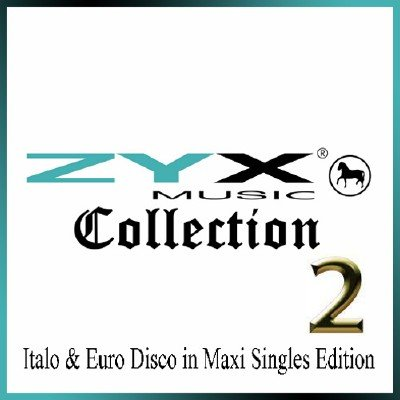 Italo & Euro Disco in Maxi Singles Edition Vol.2 (2015)