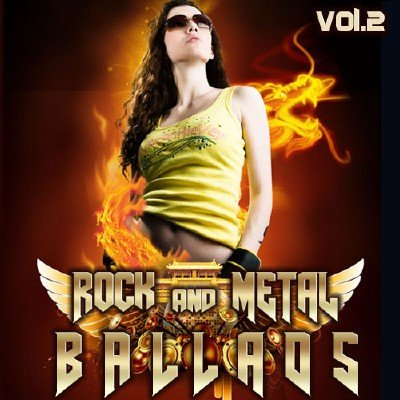 Rock and Metal Ballads Vol.2 (2015)