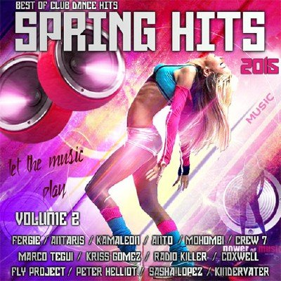 Spring Hits Vol.2 (2015)