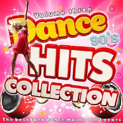 Dance Hits Collection 90's - Vol.3 (2015)