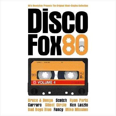 Disco Fox 80 Volume 4 - The Original Maxi-Singles Collection (2015)