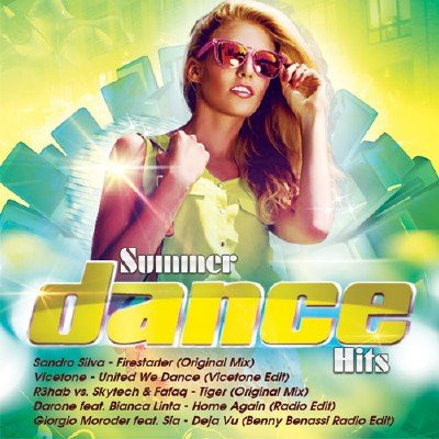 Summer Dance Hits (2015)