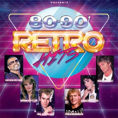 The 80-90� Retro Hits (2015)