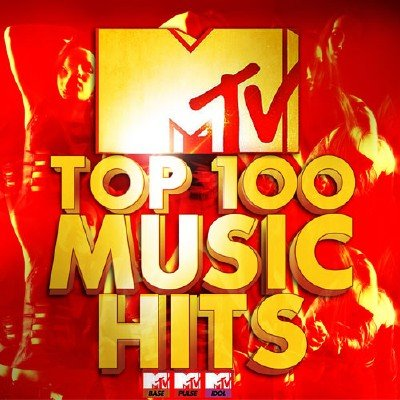 Top 100 Music Hits MTV (2015)