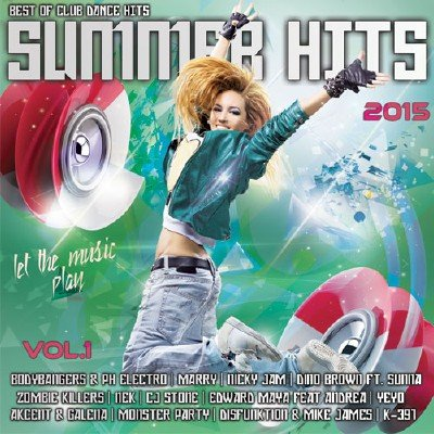 Summer Hits. Vol.1 (2015)