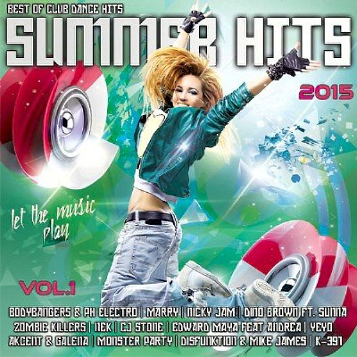 Summer Hits Vol.1 (2015)