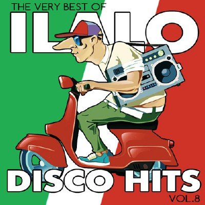 Italo Disco Hits Vol.8 (2015)