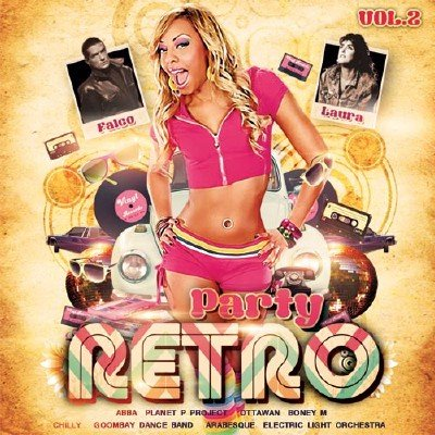 Retro Party Vol.2 (2016)