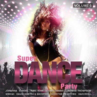 Super Dance Party Vol.5 (2016)