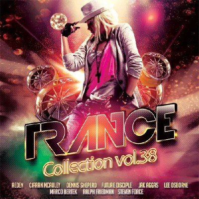 Trance Collection vol.38 (2016)