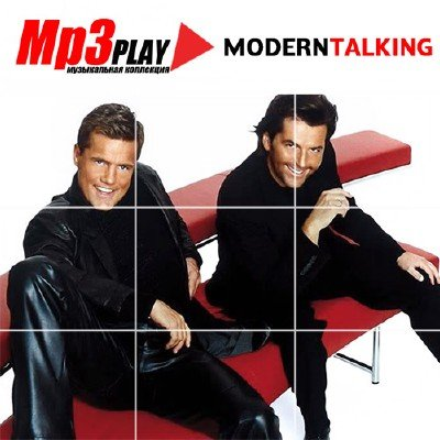 Modern Talking - MP3 Play (2016)