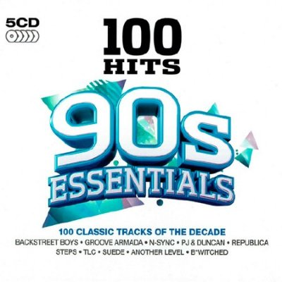 100 Hits - 90s Essentials (2016)