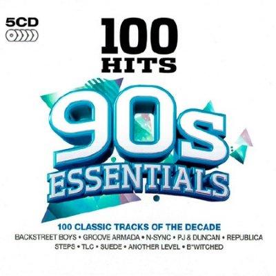 100 Hits - 90s Essentials (2016)