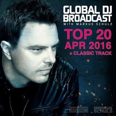 Global DJ Broadcast Top 20 April (2016)