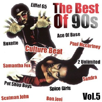 The Best of 90s Vol.5 (2016)