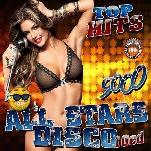 All stars Disco 10CD (2016)