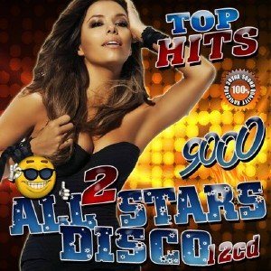 All stars Disco 2 12cd (2016)