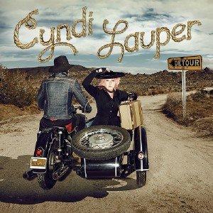 Cyndi Lauper - Detour (2016)