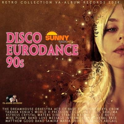 Disco Eurodance 90s (2016)