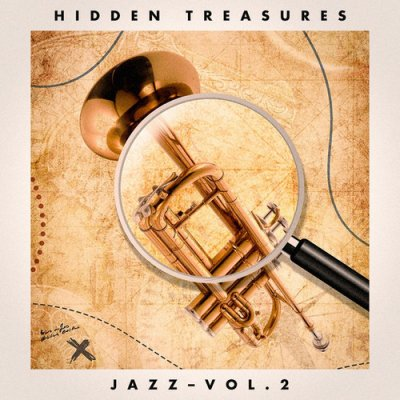 Hidden Treasures Jazz Vol.2 (2016)