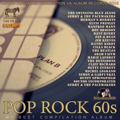 Pop Rock 60s (2016)