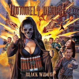 Untimely Demise - Black Widow (2016)