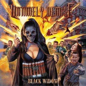 Untimely Demise - Black Widow (2016)
