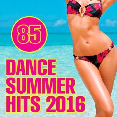 85 Dance Summer Hits 2016 (2016)