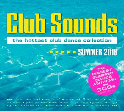 Club Sounds Summer 2016 (2016)