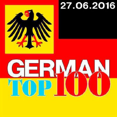 German Top 100 Single Charts 27.06.2016 (2016)