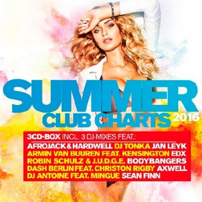 Summer Club Charts 2016 (2016)