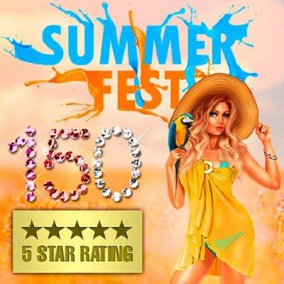 150 Summer Fest Stars (2016)