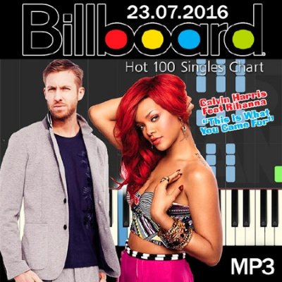 Billboard Hot 100 Singles Chart 23.07.2016 (2016)