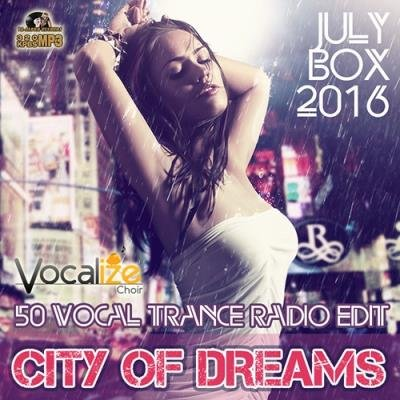 City Dreams: Vocal Radio Edit (2016)