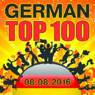 German Top 100 Single Charts 08.08.2016 (2016)