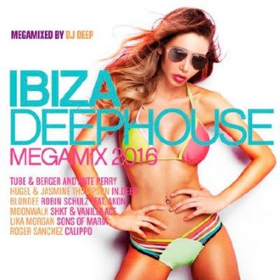 Ibiza Deephouse Megamix 2016 (2016)