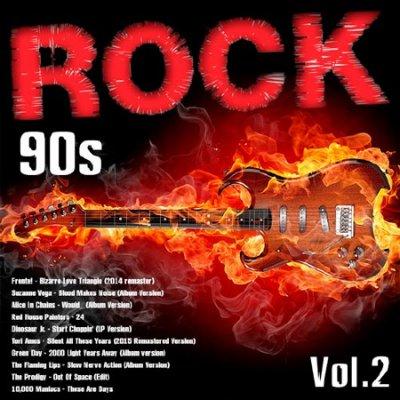 Rock 90s Vol.2 (2016)