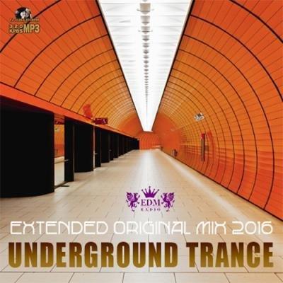 Undergraund Trance: Extended Mix (2016)