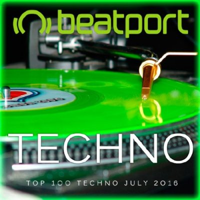 Beatport Top 100 Techno July 2016 (2016)