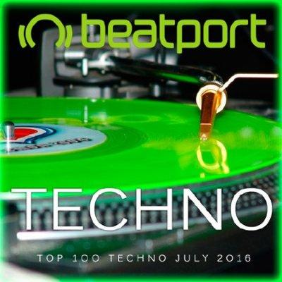 Beatport Top 100 Techno July 2016 (2016)