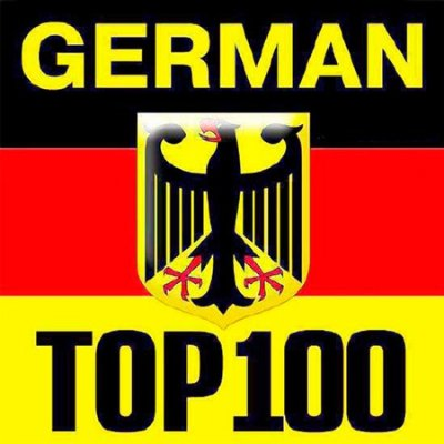German Top 100 Single Charts 22.08.2016 (2016)