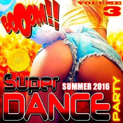 Super Dance Party Vol.3 (2016)