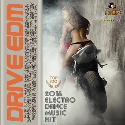 Hit Drive EDM: European Version (2016)