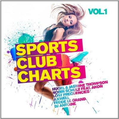 Sports Club Charts Vol.1 (2016)